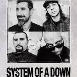 System of a Down - Tour 2017