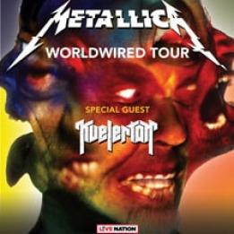 Metallica  tour europeo 2017/2018