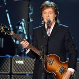 Paul McCartney biglietti