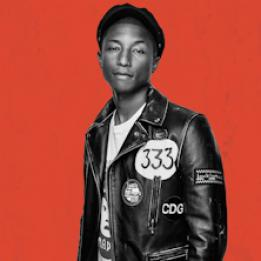 Pharrell Williams biglietti