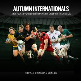 Autumn Internationals biglietti