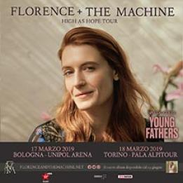 Florence And The Machine biglietti