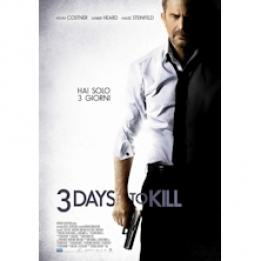 3 Days to Kill biglietti