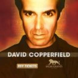 David Copperfield biglietti